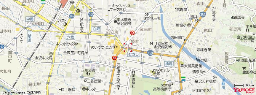 Bambi-カフェ&ダイニング- 地図