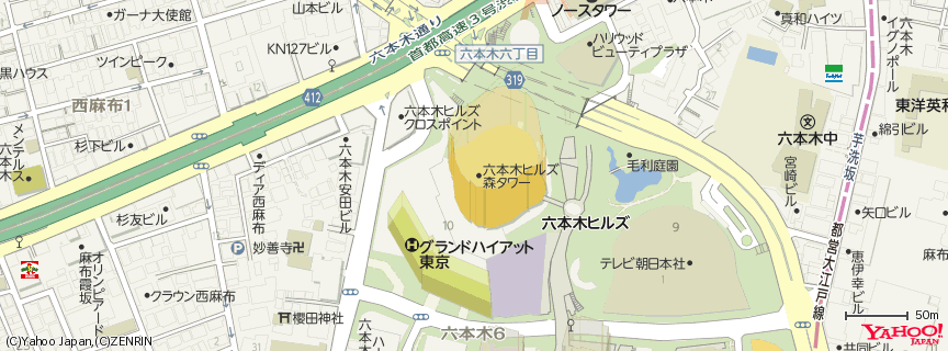 Google Japan Inc. グーグルジャパン 地図