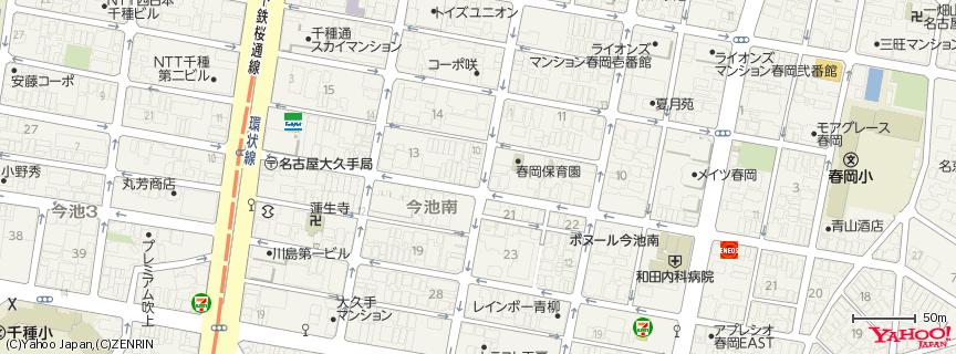 マッシモ・マリアーニ (Massimo mariani) 地図