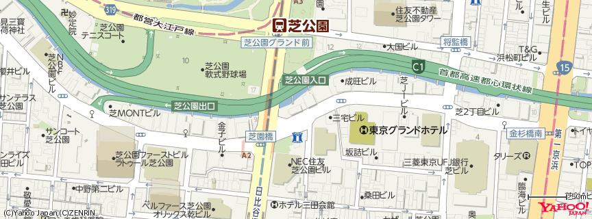 ad:tech Tokyo 地図