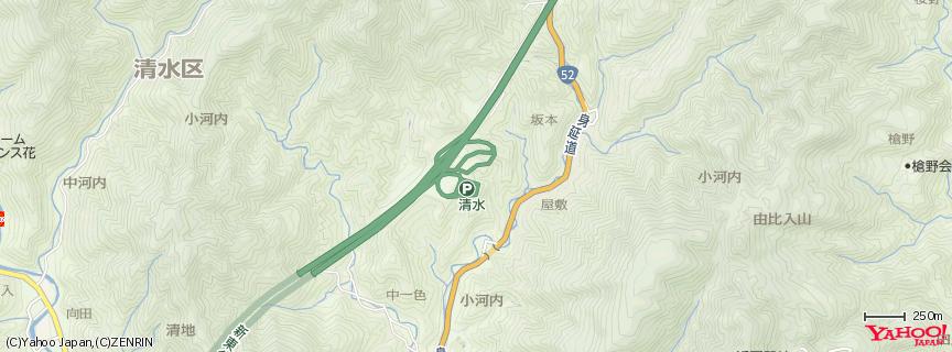 Nexco中日本  東京支社 地図