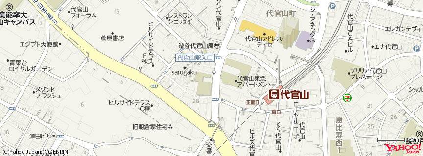 Maison de Reefur 地図